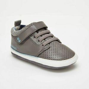NWT Baby Boys Ben Sneaker Mini Shoes Grey